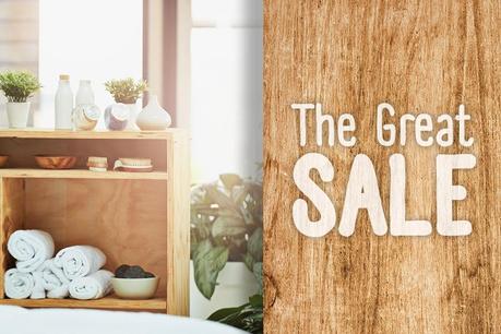 The Great Sale: Łazienka i organizowanie