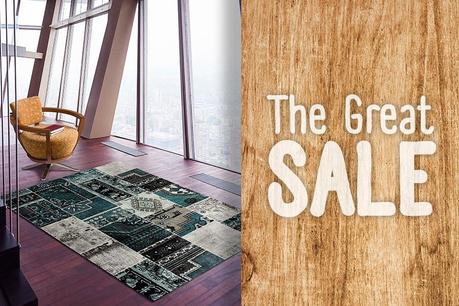 The Great Sale: Covoare