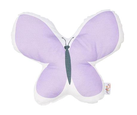 Perna decorativa Butterfly Purple 26x30 cm