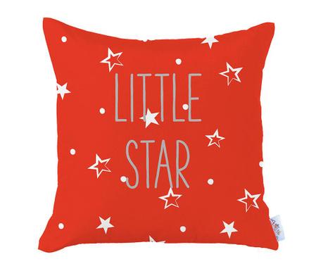 Fata de perna Little Star Orange 35x35 cm