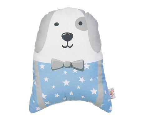 Perna decorativa Fancy Dog Blue 25x30 cm