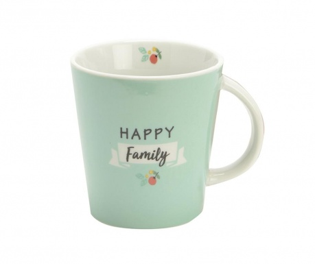 Skodelica Happy Family 350 ml