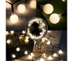 Solární světelná girlanda Billy Spherical