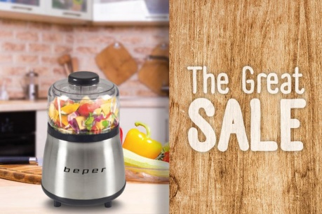 The Great Sale: Electrocasnice Beper