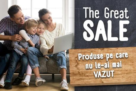The Great Sale: Produse pe care nu le-ai mai vazut