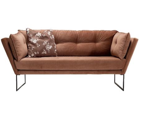 Canapea 2 locuri Relax Brown