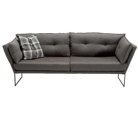 Canapea 3 locuri Relax Grey