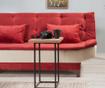 Kauč trosjed na razvlačenje Clara Two Red and Cream