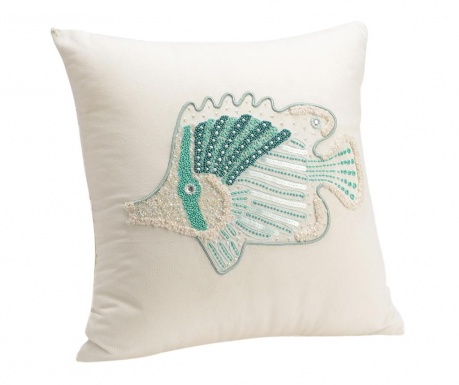 Perna decorativa Fishy 45x45 cm