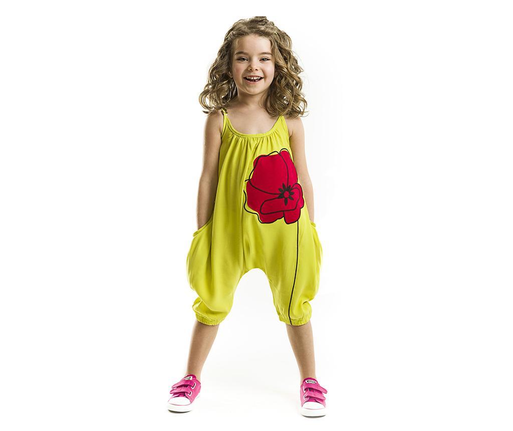 Salopeta fara maneci copii Poppy 6 years