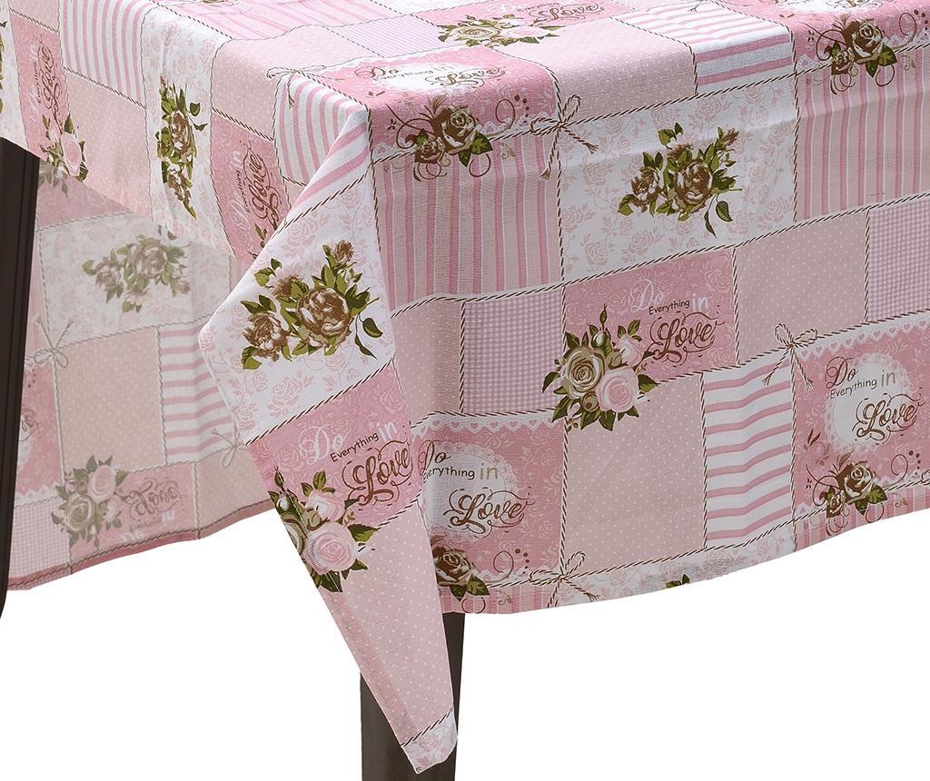Adon Pink Asztalterítő 110x180 cm