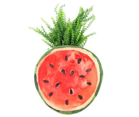Vaza suspendabila cu planta artificiala Watermelon