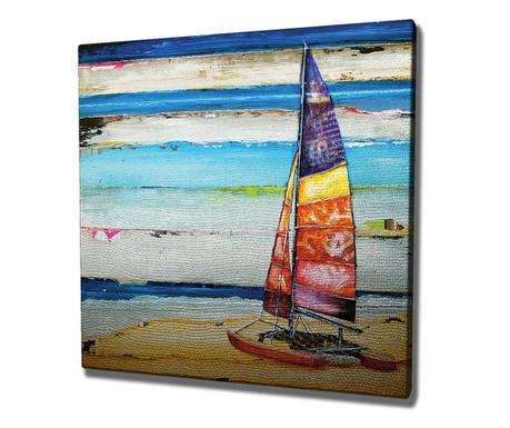 Sail Kép 45x45 cm
