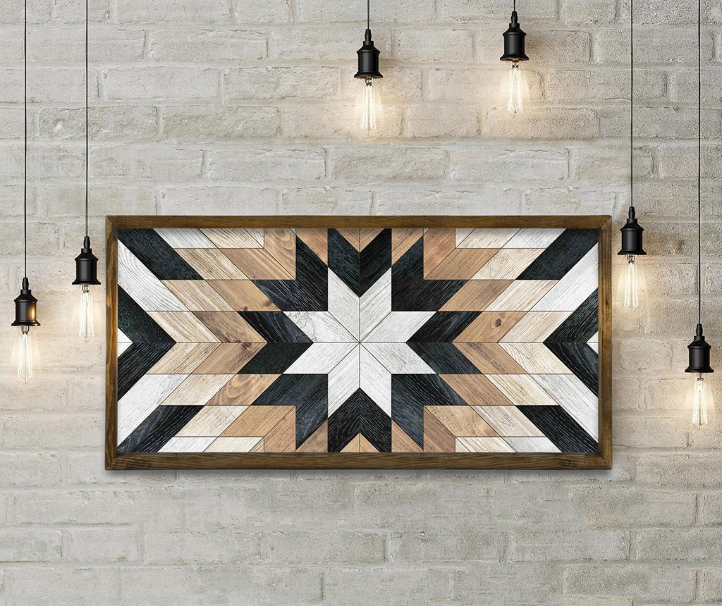 Tablou Aztec 60x120 cm
