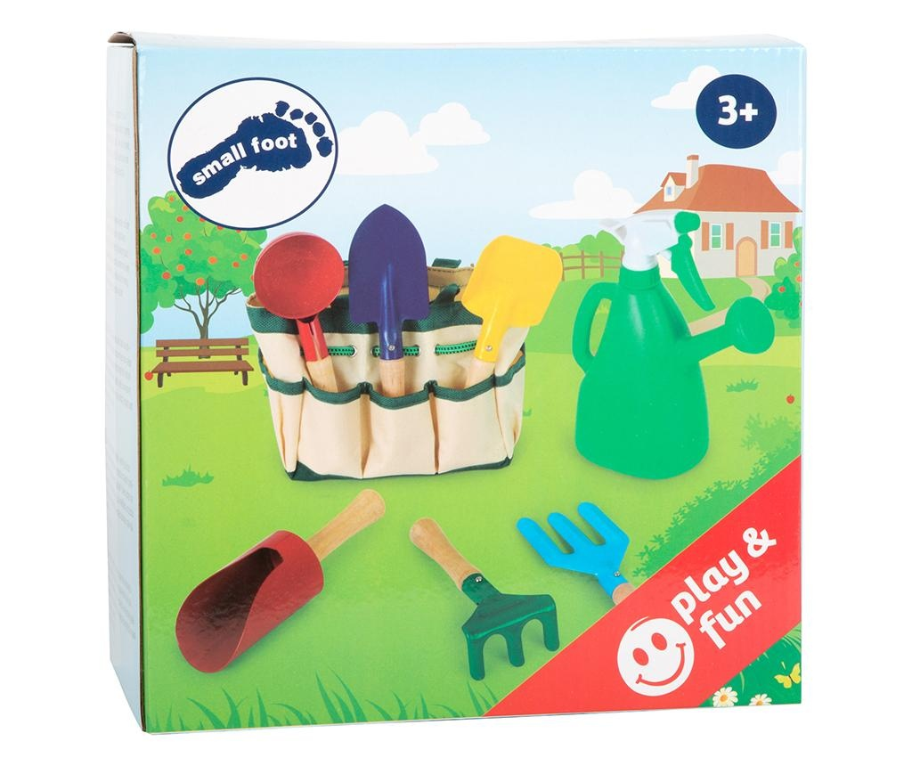 8-delni otroški set za vrtnarjenje Colorful Mini