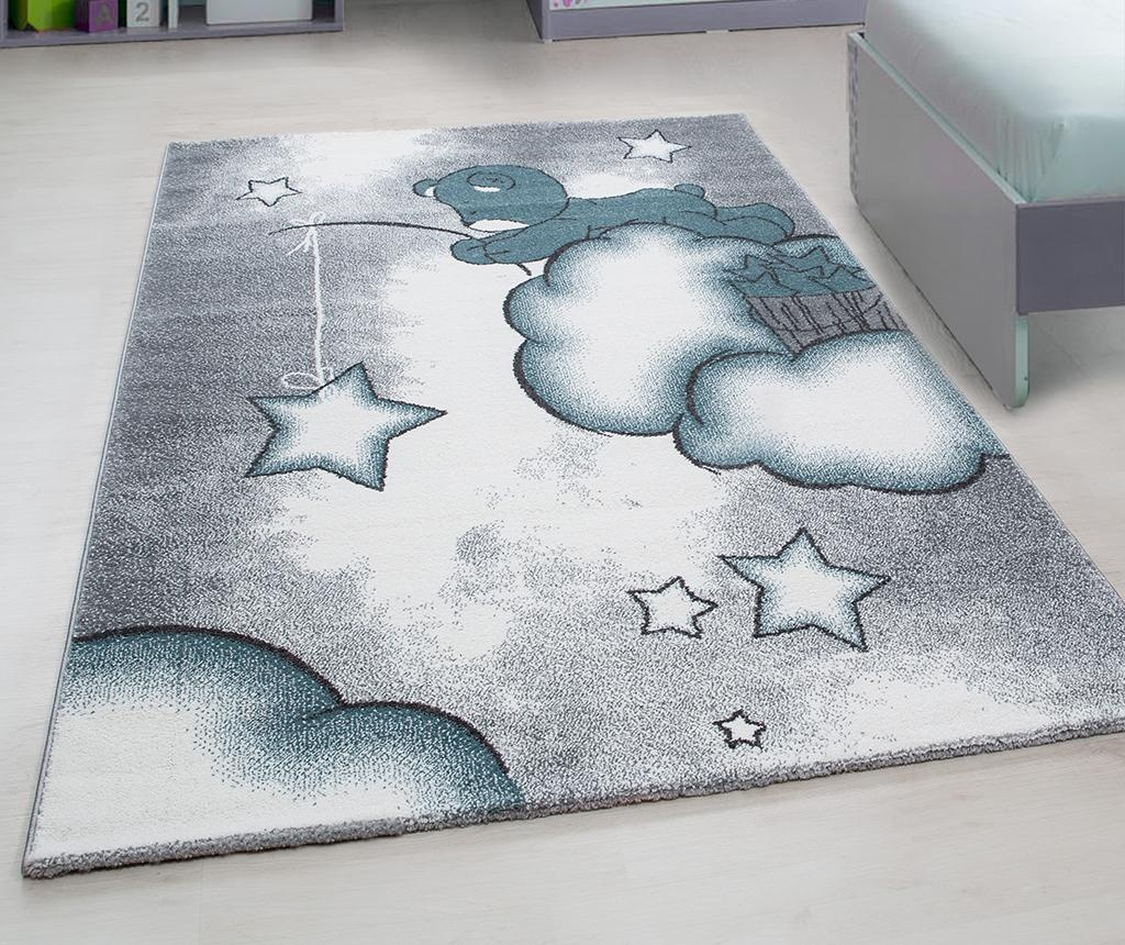 Covor Teddy Bear Blue 160x230 cm