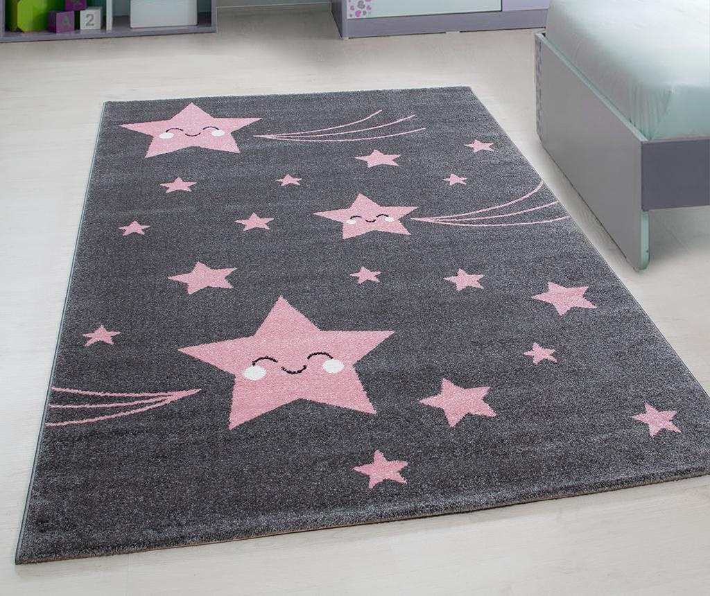 Covor Night stars Pink 120x170 cm
