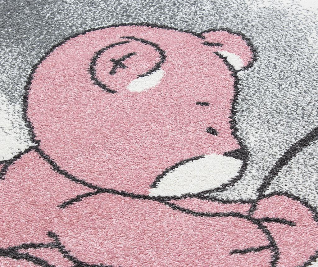 Covor Teddy Bear Pink 160x230 cm