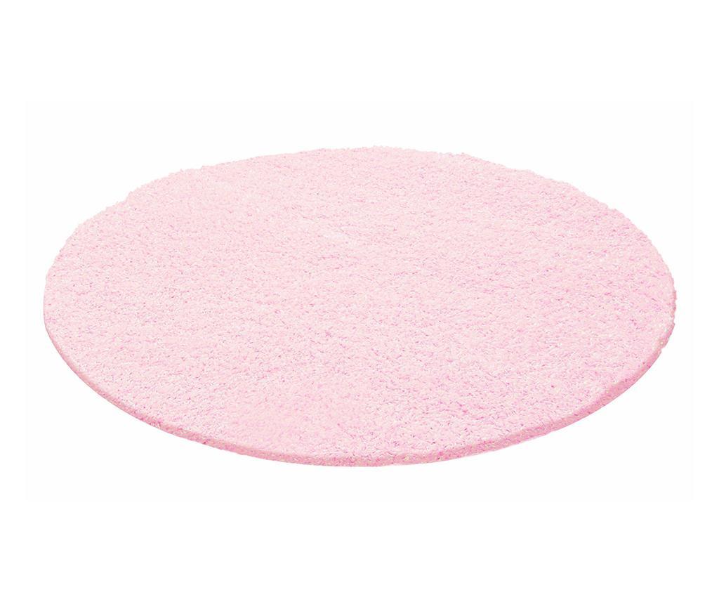 Covor Life Round Pink 160 cm