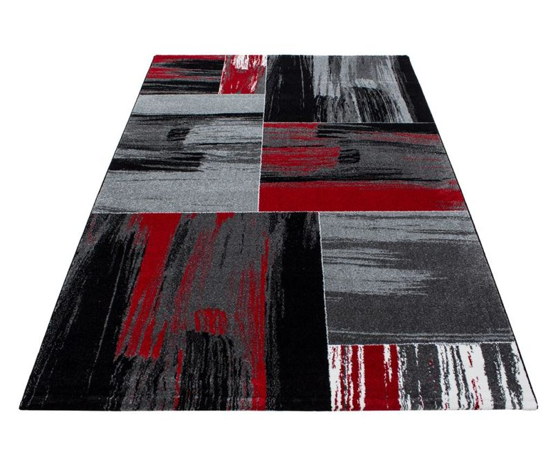 Koberec Lima Abstract Red 80x150 cm