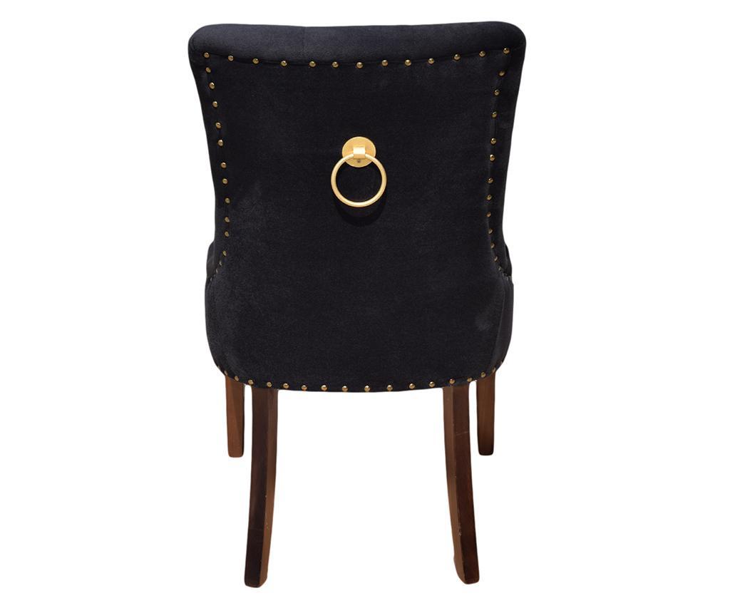 Fotelja Corina Black