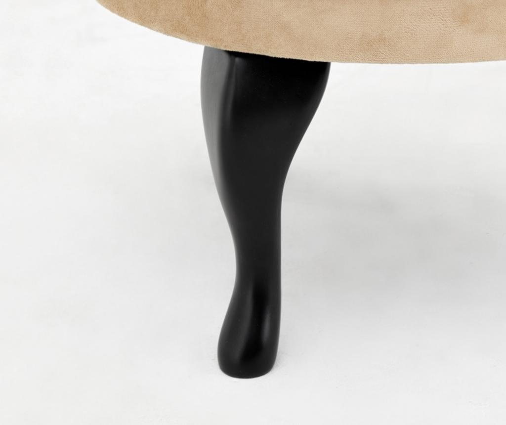 Pručka za noge diYana Beige