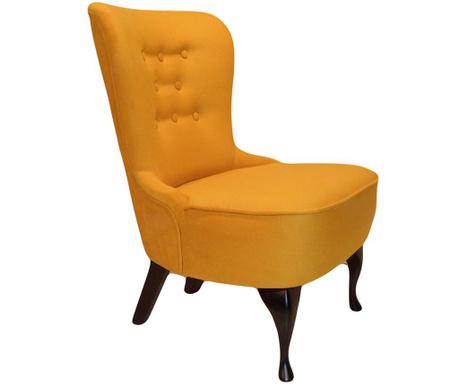 Fotel diYana Yellow