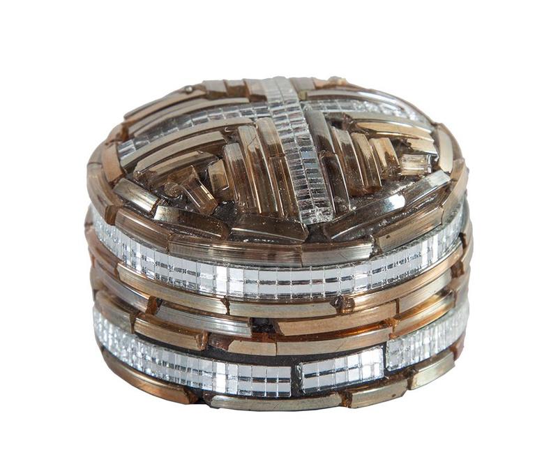 Škatla za nakit s pokrovom Emery S