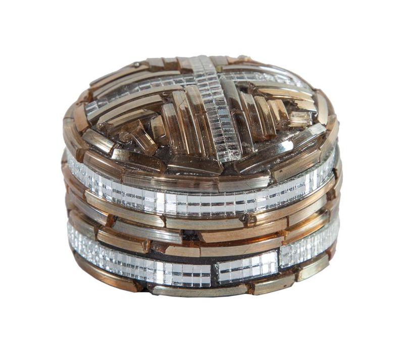 Kutija za nakit s poklopcem Emery S