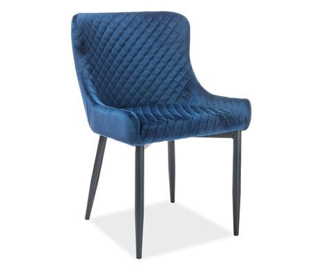 Krzesło Bluvel Blue