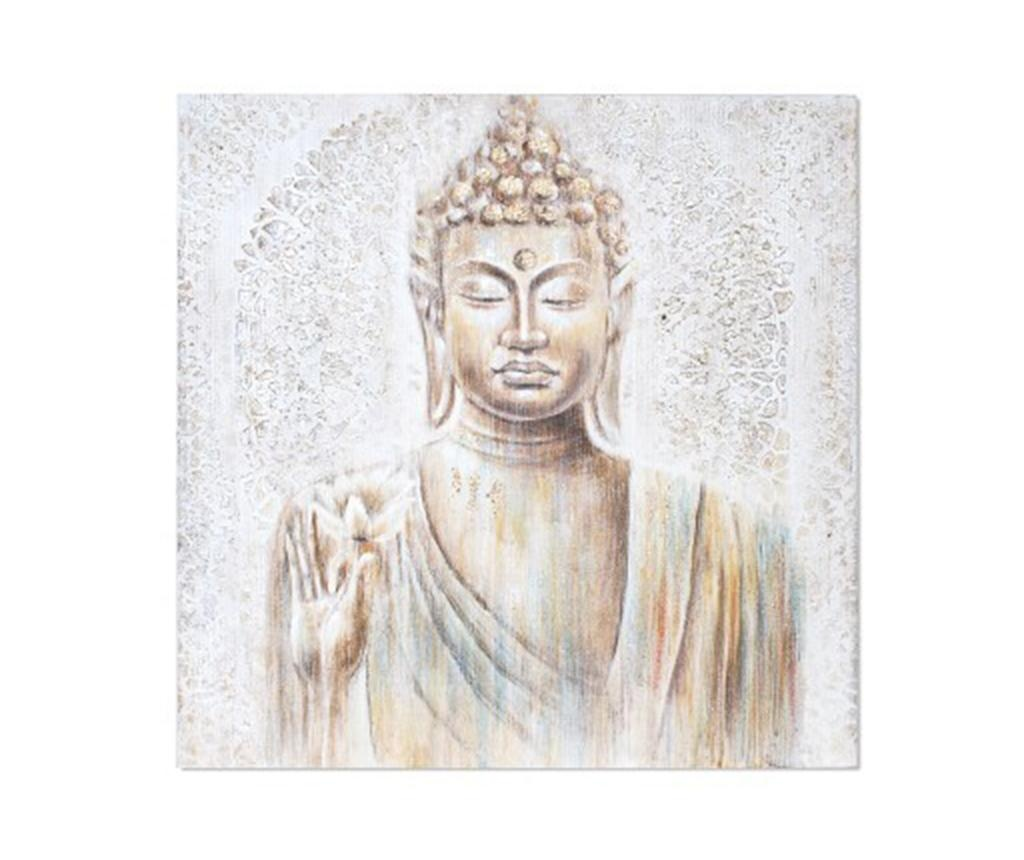 Slika Josette Buddha 80x80 cm