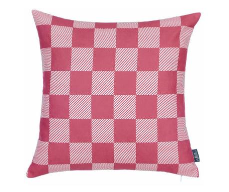 Prevleka za blazino Ashton Red 45x45 cm