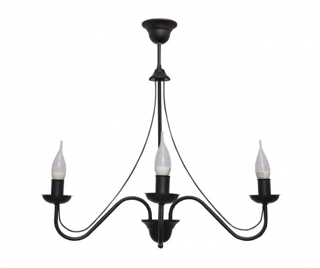 Candelabru Malbo Black Three