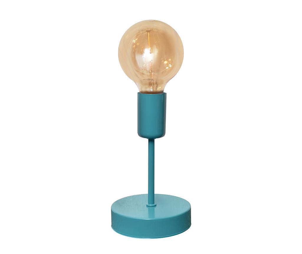 Stolna svjetiljka Tube Turquoise