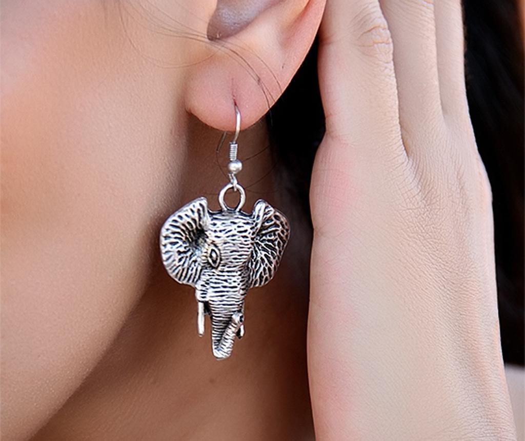 Обеци Boheme Elephant