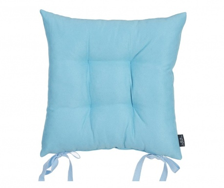 Sedežna blazina Bronx  Light Blue 37x37 cm