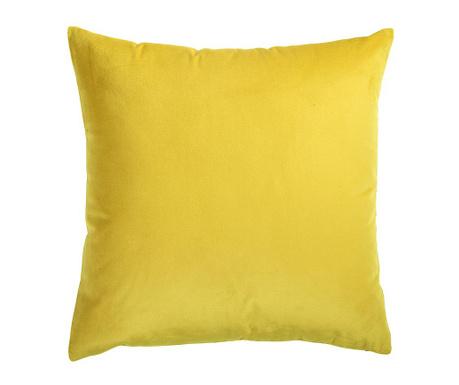 Obliečka na vankúš Leafen  Tuscany Yellow 45x45 cm