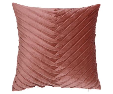 Poduszka dekoracyjna Intertwined Pink 45x45 cm