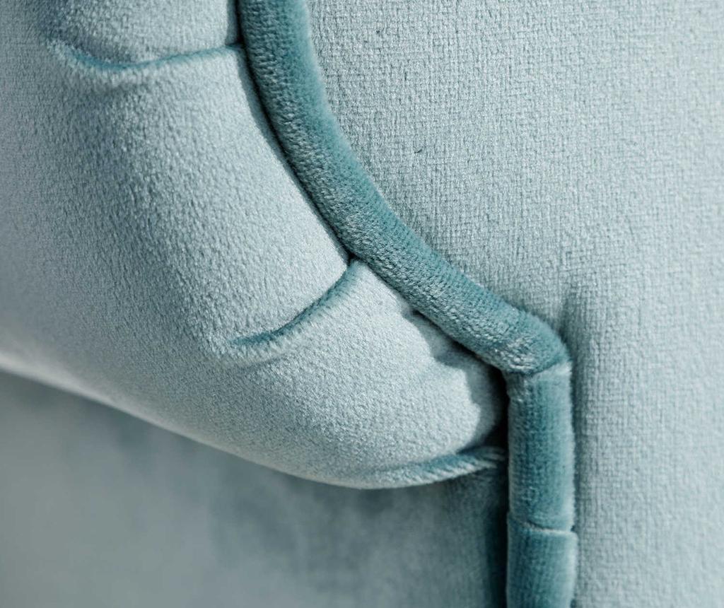 Candace Blue Pad