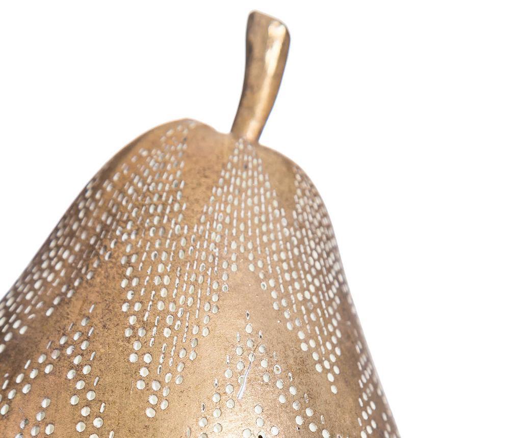 Pear Gold Dísztárgy