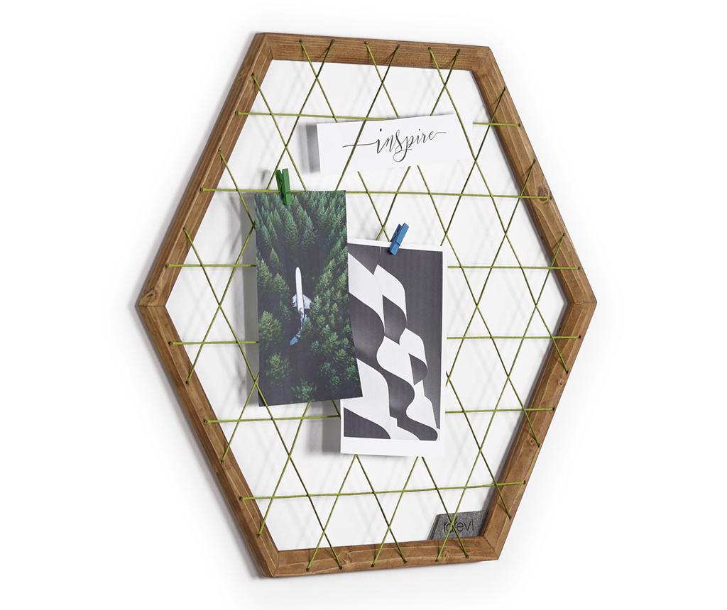 Tuva Green Emlékeztető tábla