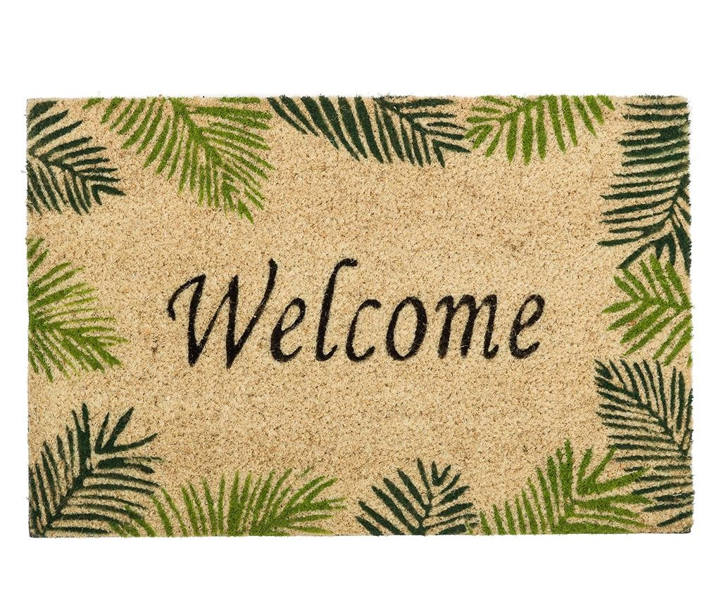Welcome Bejárati szőnyeg 40x60 cm