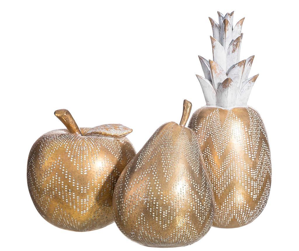 Dekoracja Pineapple Gold