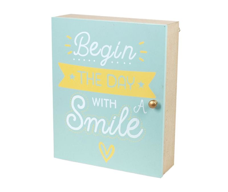Шкафче за ключове Smile