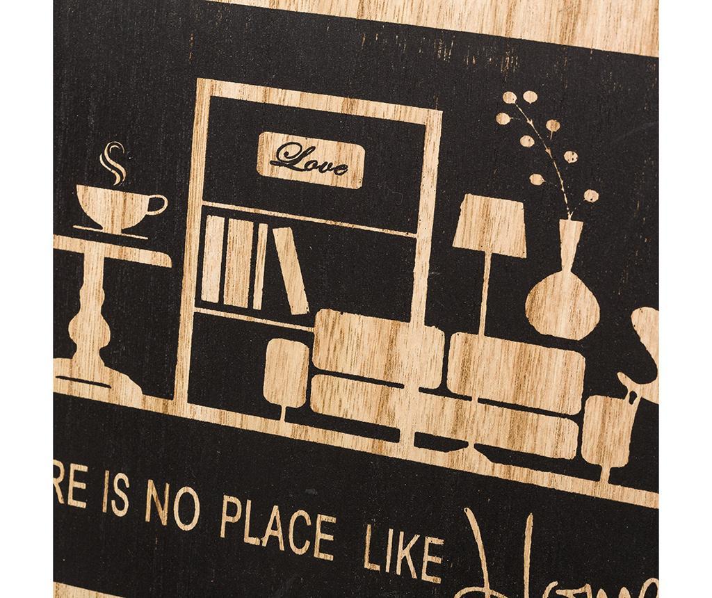 Pisalna tabla No Place like Home