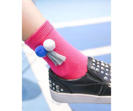 Детски чорапи Be Pretty Pink 7-10 години