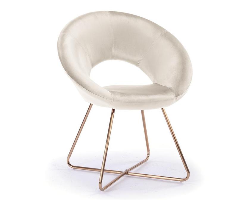 Židle Ashley Beige