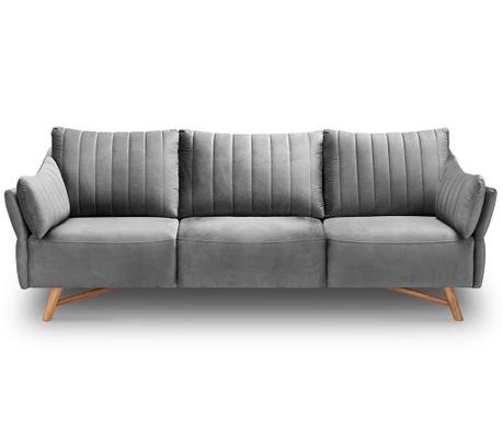 Kauč trosjed Elysee Light Grey