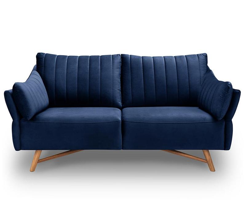 Canapea 2 locuri Elysee Royal Blue
