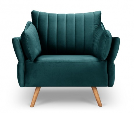 Fotelja Elysee Petrol